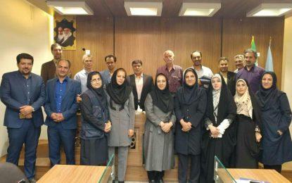 جلسه هم اندیشی تشکل های مطبوعاتی استان اصفهان (به مناسبت گرامیداشت روز خبرنگار)